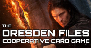 Dresden Files Cooperative Card Game Download