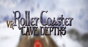 VR Roller Coaster Cave Depths Free Download